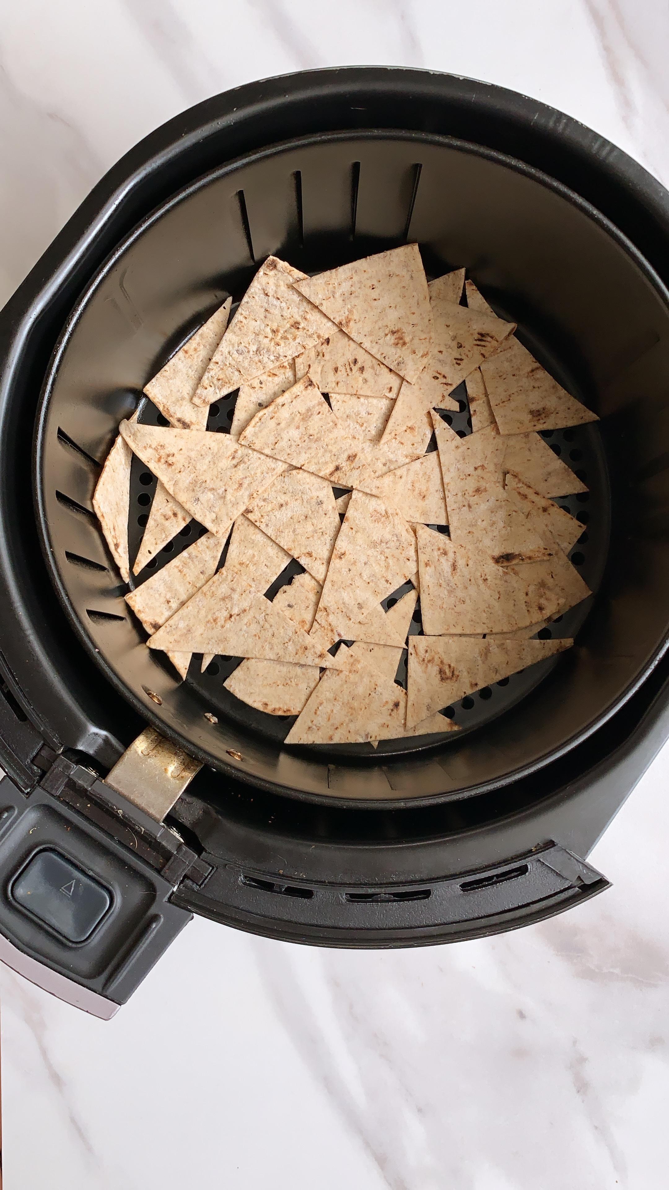 Low Fat Torilla Chips Kierstin Cifelli